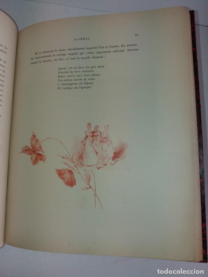 Libros antiguos: FLOREAL PRECIOSO Y EXTRAORDINARIO LIBRO UNICO EN TODOCOLECCION 1891 CASI 130 AÑOS - Foto 42 - 216600275