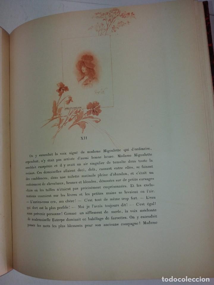 Libros antiguos: FLOREAL PRECIOSO Y EXTRAORDINARIO LIBRO UNICO EN TODOCOLECCION 1891 CASI 130 AÑOS - Foto 47 - 216600275