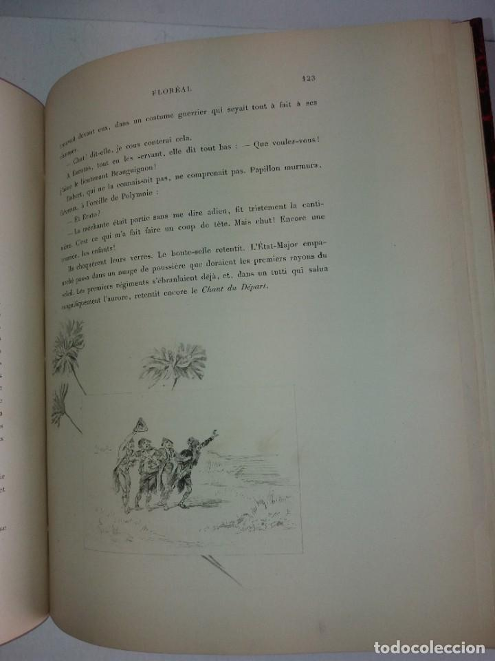 Libros antiguos: FLOREAL PRECIOSO Y EXTRAORDINARIO LIBRO UNICO EN TODOCOLECCION 1891 CASI 130 AÑOS - Foto 49 - 216600275