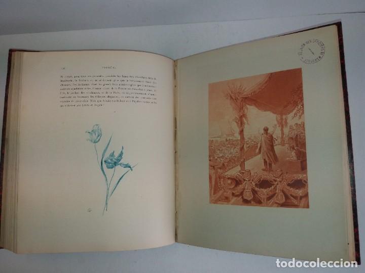 Libros antiguos: FLOREAL PRECIOSO Y EXTRAORDINARIO LIBRO UNICO EN TODOCOLECCION 1891 CASI 130 AÑOS - Foto 52 - 216600275