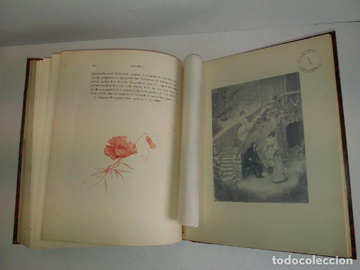 Libros antiguos: FLOREAL PRECIOSO Y EXTRAORDINARIO LIBRO UNICO EN TODOCOLECCION 1891 CASI 130 AÑOS - Foto 55 - 216600275