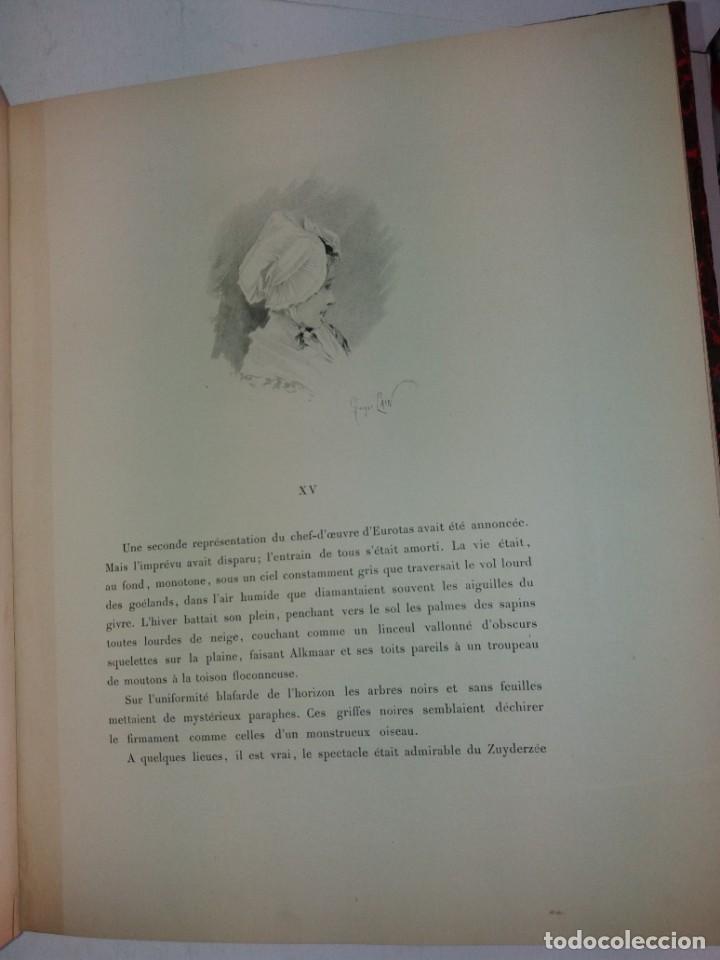 Libros antiguos: FLOREAL PRECIOSO Y EXTRAORDINARIO LIBRO UNICO EN TODOCOLECCION 1891 CASI 130 AÑOS - Foto 59 - 216600275
