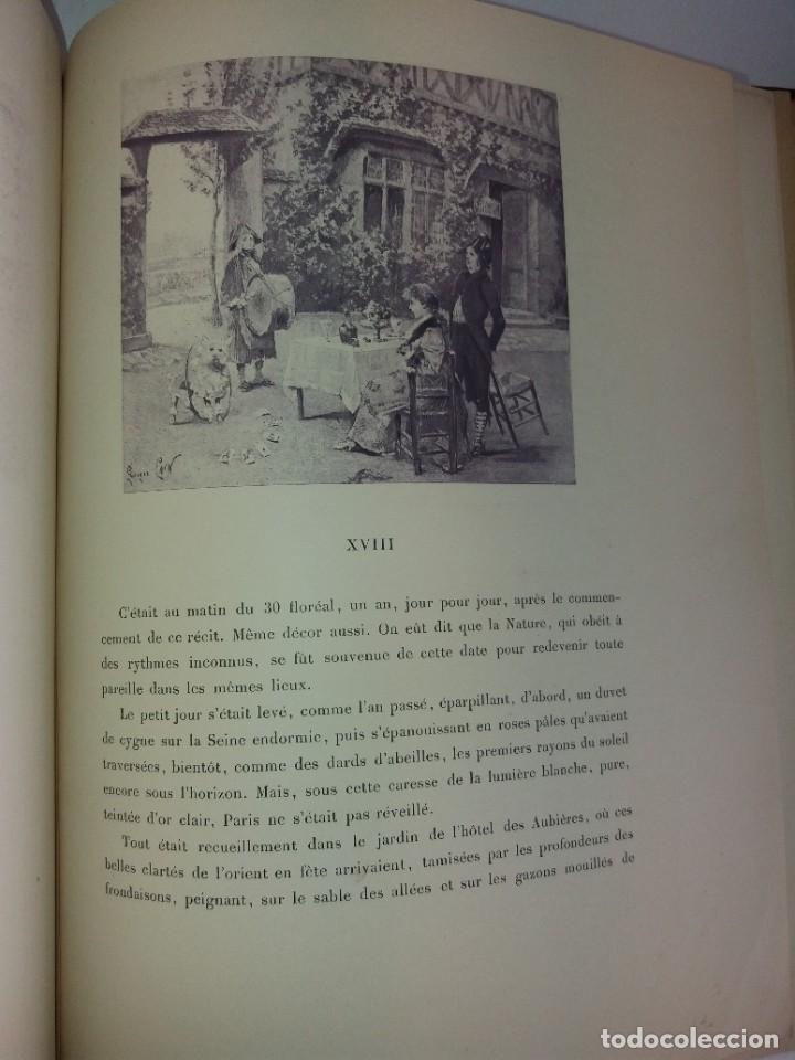 Libros antiguos: FLOREAL PRECIOSO Y EXTRAORDINARIO LIBRO UNICO EN TODOCOLECCION 1891 CASI 130 AÑOS - Foto 70 - 216600275