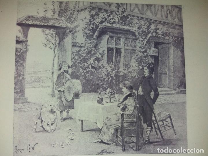 Libros antiguos: FLOREAL PRECIOSO Y EXTRAORDINARIO LIBRO UNICO EN TODOCOLECCION 1891 CASI 130 AÑOS - Foto 71 - 216600275