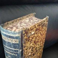 Libros antiguos: LA REPUBLICA DEL DIABLO VELAZQUEZ Y CABRERA OBRA COMPLETA 1848. Lote 216671812