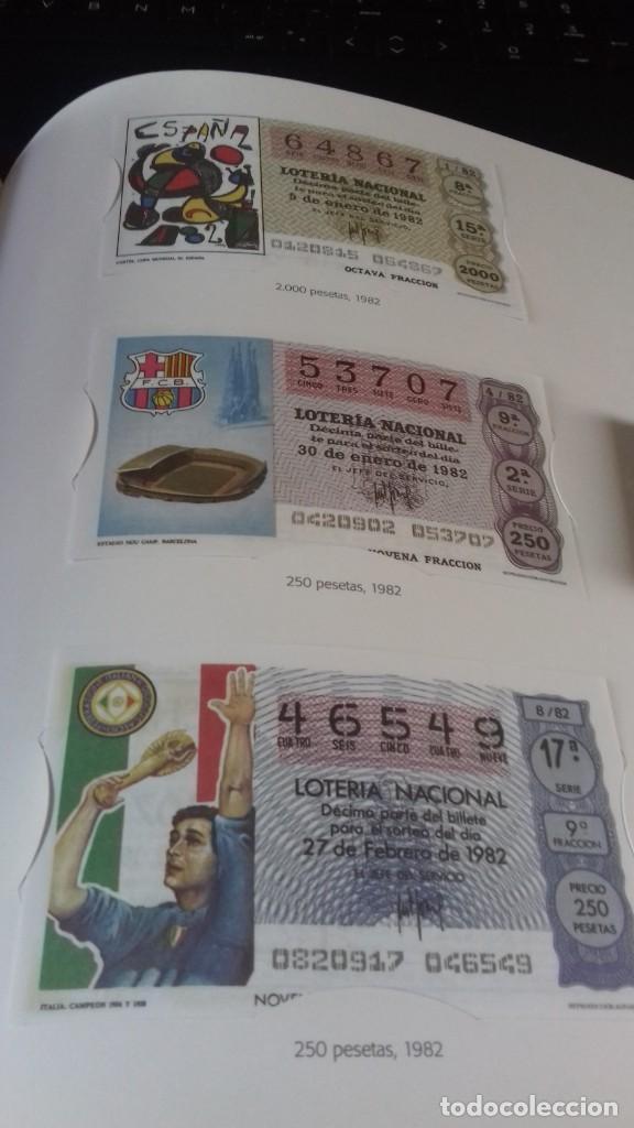 Libros antiguos: Libro de sellos, billetes e iconos de la democracia completo - Foto 18 - 216681756