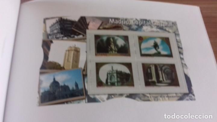 Libros antiguos: Libro de sellos, billetes e iconos de la democracia completo - Foto 24 - 216681756