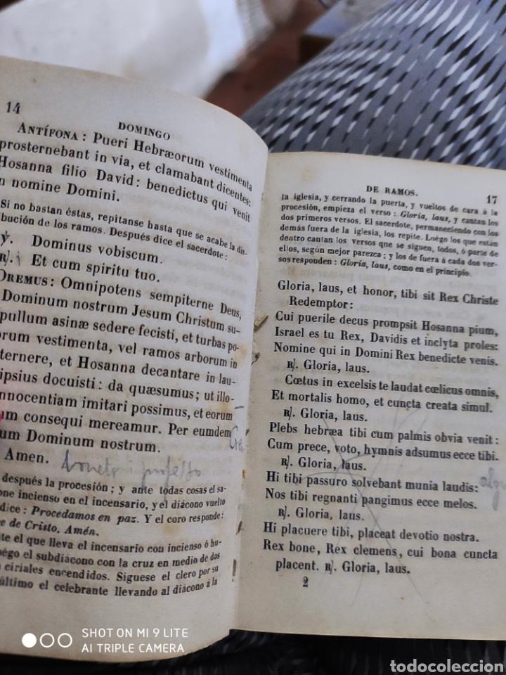 Libros antiguos: Libro muy antiguo en latín - Foto 5 - 216822072
