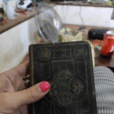 Libros antiguos: LIBRO MUY ANTIGUO EN LATÍN. Lote 216822072