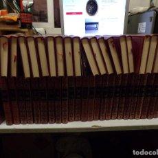 Libros antiguos: COLECCION 45 TOMOS LIBROS 1977 CIRCULO AMIGOS DE LA HISTORIA NARRATIVA. Lote 216863397