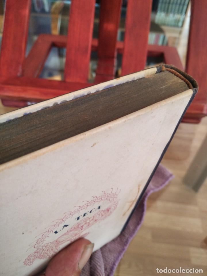 Libros antiguos: LA TECA-LA VERITABLE CUINA CASOLANA DE CATALUNYA-IGNASI DOMENECH-TIPOGRAFIA BONET-EXCELENTE - Foto 12 - 216978276