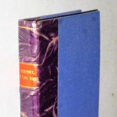 Libros antiguos: ESTUDIOS EN LA EMIGRACION. EL FUTURO EN MADRID. PASEOS MENTALES POR LA CAPITAL DE ESPAÑA.... Lote 217023386