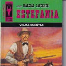 Livres anciens: NOVELA DE ESTEFANIA EDICIÓN BRAINSCO TEXAS TÍTULO VIEJAS CUENTAS Nº277 T 1º ESTRELLA. Lote 217085448