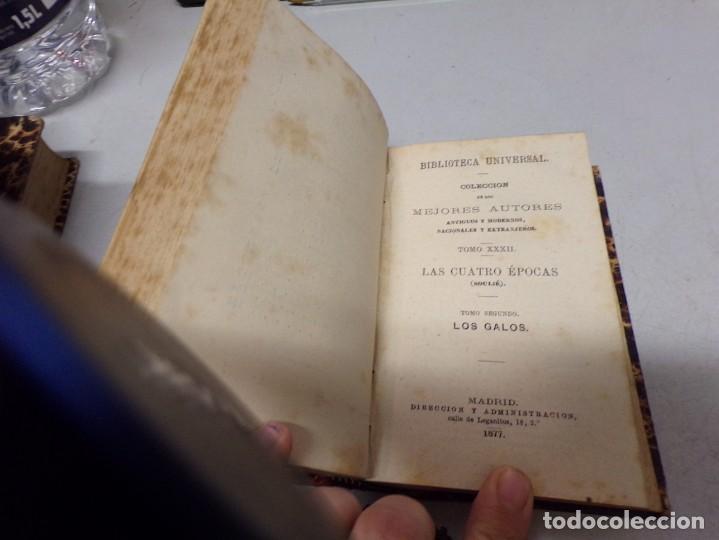 Libros antiguos: biblioteca universal 1881 - mejores autores , Santa Teresa , conceptos del amor de Dios - Foto 3 - 217413666