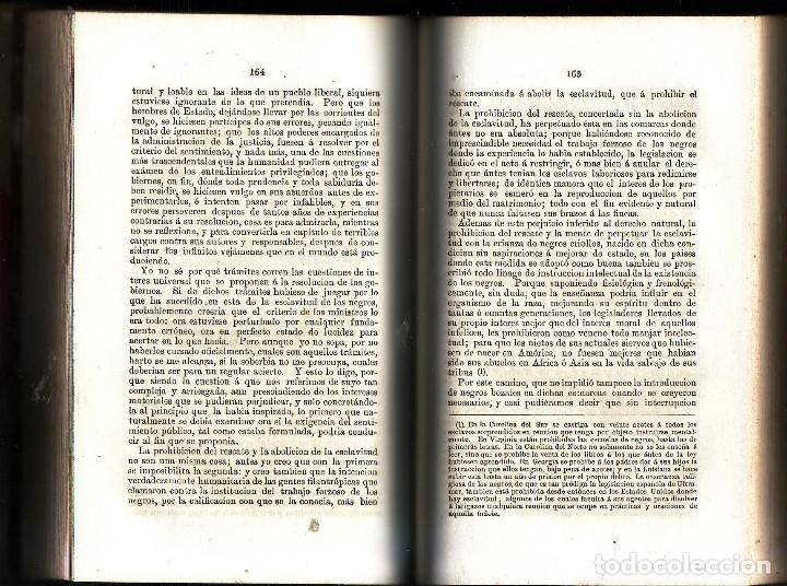 Libros antiguos: Los negros en sus diversos estados y condiciones. José Ferrer de Couto - Foto 6 - 217080026