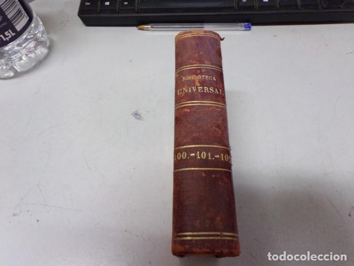 BIBLIOTECA UNIVERSAL 1881 - MEJORES AUTORES , QUINTANA , DON ALVARO DE LUNA (Libros antiguos (hasta 1936), raros y curiosos - Literatura - Narrativa - Otros)