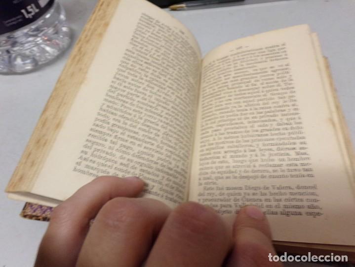 Libros antiguos: biblioteca universal 1881 - mejores autores , Quintana , Don Alvaro de Luna - Foto 3 - 217415200