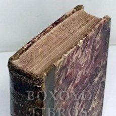 Libros antiguos: AYGUALS DE IZCO, WENCESLAO [VINAROZ, 1801]. LA ESCUELA DEL PUEBLO VII Y VIII. Lote 217673267