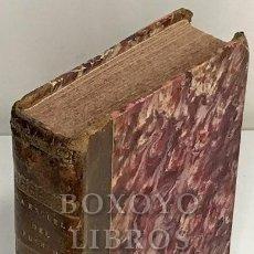 Libros antiguos: AYGUALS DE IZCO, WENCESLAO [VINAROZ, 1801]. LA ESCUELA DEL PUEBLO IX-X. Lote 217673325