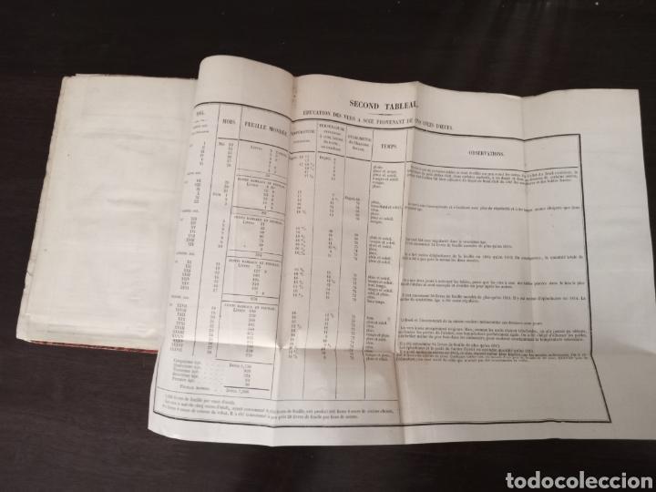 Libros antiguos: LES VERS A SOIE - Foto 9 - 217815092