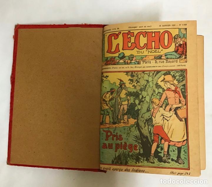 Libros antiguos: L' ECHO DU NOEL, 1930 - Foto 3 - 218085627