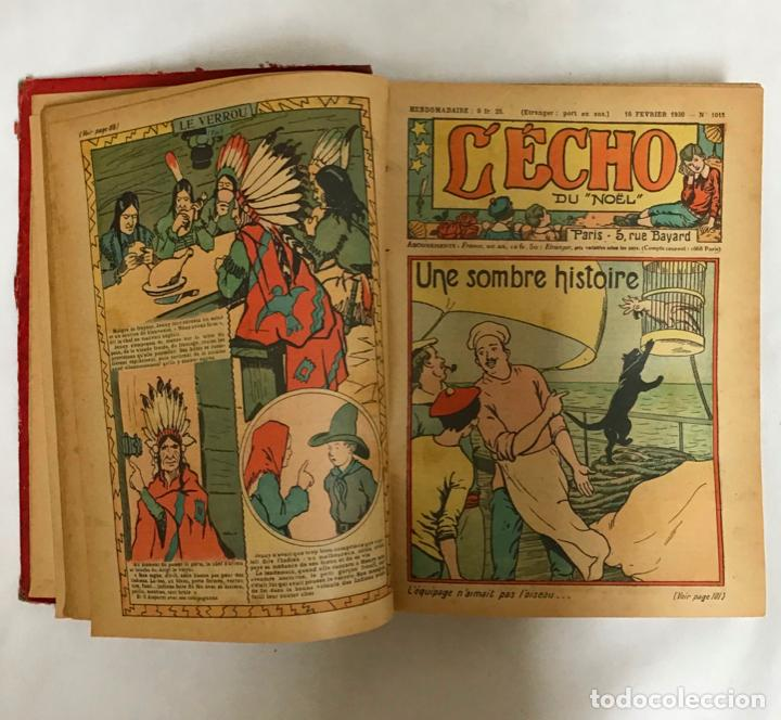 Libros antiguos: L' ECHO DU NOEL, 1930 - Foto 4 - 218085627