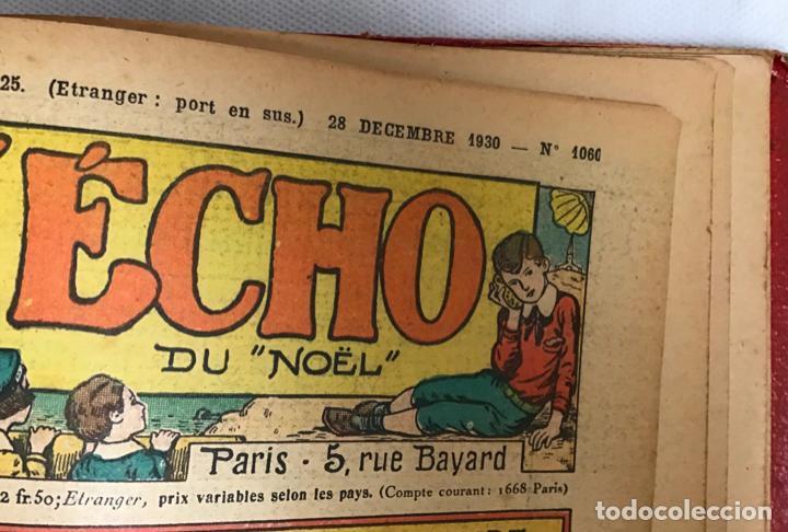 Libros antiguos: L' ECHO DU NOEL, 1930 - Foto 6 - 218085627