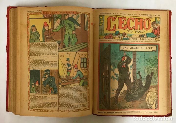 Libros antiguos: L' ECHO DU NOEL, 1930 - Foto 7 - 218085627