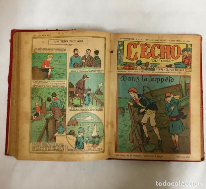 L' ECHO DU NOEL, 1930 (Libros Antiguos, Raros y Curiosos - Literatura Infantil y Juvenil - Otros)