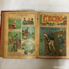 Libros antiguos: L' ECHO DU NOEL, 1930. Lote 218085627