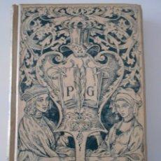 Libros antiguos: HISTORIA DE LA LITERATURA. POR POMPEYO GENER. MIEMBRO DE LA SOCIEDAD DE ANTROPOLOGIA DE PARIS. EDICI. Lote 218187007