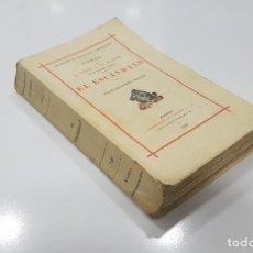 Libros antiguos: 1936., EL ESCÁNDALO. PEDRO A. DE ALARCÓN. SUCESORES DE RIVADENEYRA. MADRID,. Lote 218374060