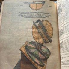 Libros antiguos: FACSÍMIL ASTRONOMICUM CAESAREUM, DE PETRUS APIANUS. Lote 218392882