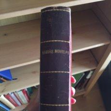 Libros antiguos: VARIAS NOVELAS - 1910. Lote 218491998