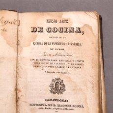 Libros antiguos: NUEVO ARTE DE LA COCINA - 1846. Lote 218620597