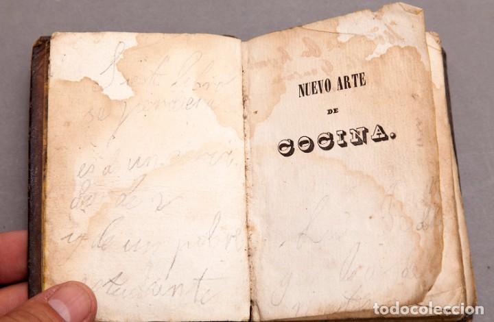 Libros antiguos: NUEVO ARTE DE LA COCINA - 1846 - Foto 3 - 218620597