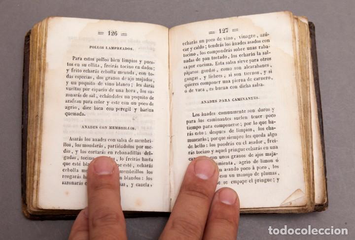 Libros antiguos: NUEVO ARTE DE LA COCINA - 1846 - Foto 5 - 218620597
