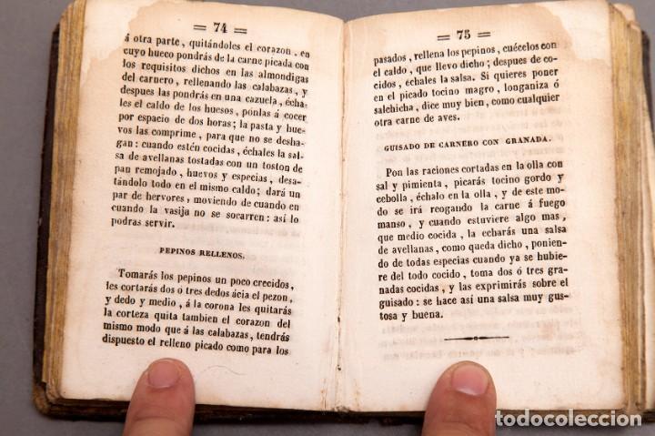 Libros antiguos: NUEVO ARTE DE LA COCINA - 1846 - Foto 6 - 218620597