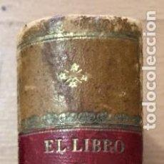 Libros antiguos: EL LIBRO DE LA FAMILIAS COCINA 1889. Lote 218694077