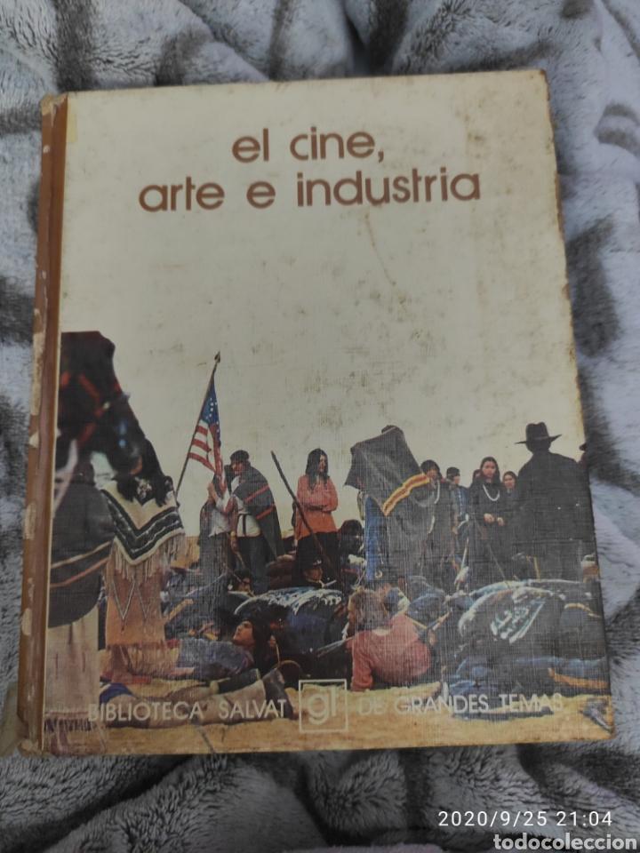 LIBRO EL CINE ARTE E INDUSTRIA (Libros Antiguos, Raros y Curiosos - Bellas artes, ocio y coleccionismo - Otros)