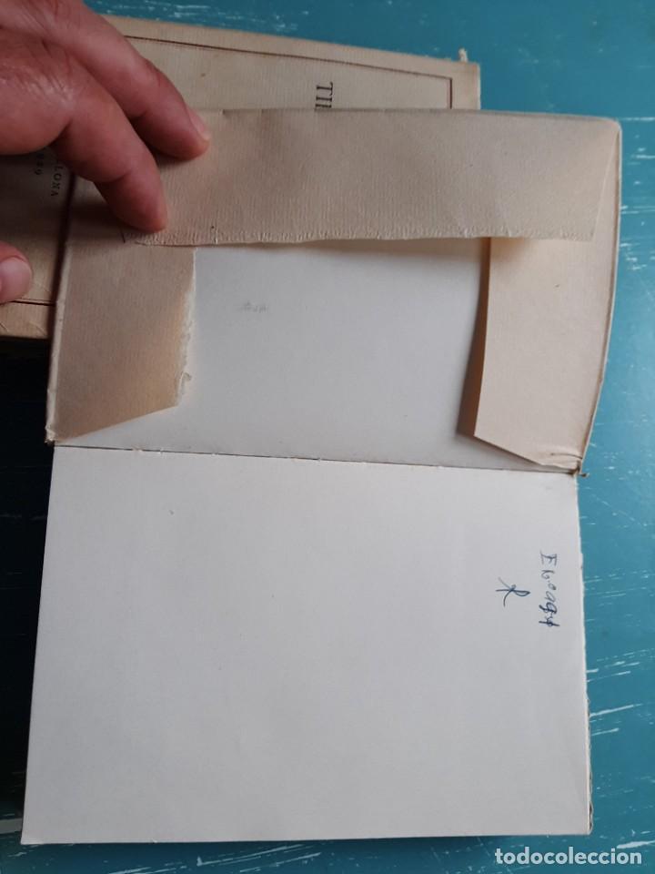 Libros antiguos: Tirant lo blanc/ vol. 2,3,4,5 ... ed.barcino Barcelona, 1927-29 - Foto 11 - 218896830