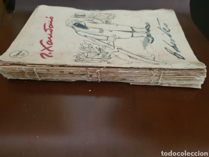 Libros antiguos: Chistes y Viñetas ,Tomo 1 J.Xaudaró años 1936 - Foto 5 - 218901312