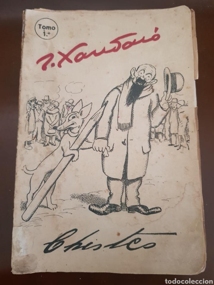 CHISTES Y VIÑETAS ,TOMO 1 J.XAUDARÓ AÑOS 1936 (Libros Antiguos, Raros y Curiosos - Bellas artes, ocio y coleccionismo - Otros)