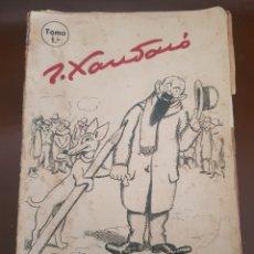 Libros antiguos: CHISTES Y VIÑETAS ,TOMO 1 J.XAUDARÓ AÑOS 1936. Lote 218901312
