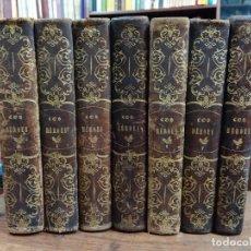 Libros antiguos: LOS HÉROES. Lote 218992510