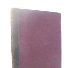 Libros antiguos: TRATADO DE MADERAS DE CONSTRUCCION CIVIL Y NAVAL. EUGENIOPLA Y RAVE. 1880. VER FOTOGRAFIAS. Lote 219192025