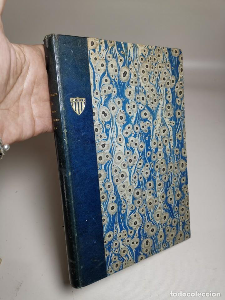 Libros antiguos: HOMENAGE AL BEATO RAIMUNDO LULL EN EL SEXTO CENTENARIO DE LA FUNDACION DEL COLEGIO MIRAMAR - 1877 - Foto 2 - 219275426