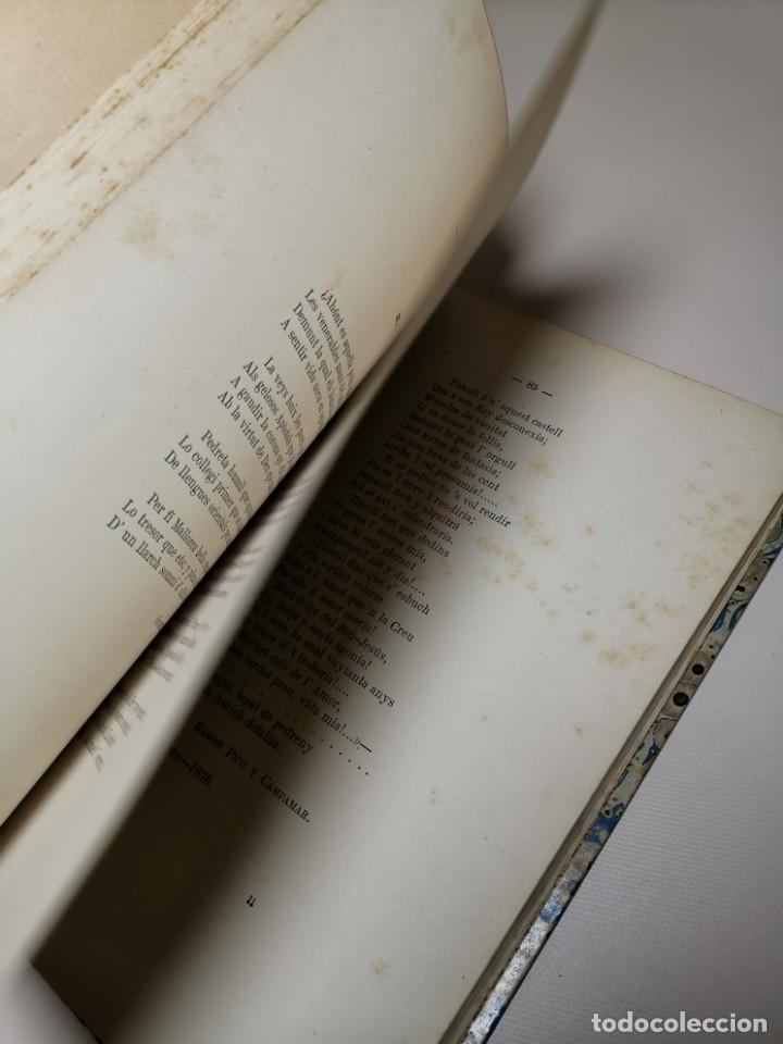 Libros antiguos: HOMENAGE AL BEATO RAIMUNDO LULL EN EL SEXTO CENTENARIO DE LA FUNDACION DEL COLEGIO MIRAMAR - 1877 - Foto 20 - 219275426