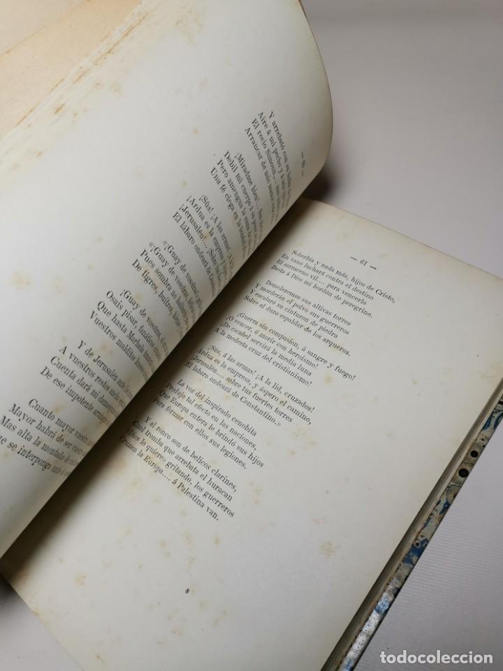 Libros antiguos: HOMENAGE AL BEATO RAIMUNDO LULL EN EL SEXTO CENTENARIO DE LA FUNDACION DEL COLEGIO MIRAMAR - 1877 - Foto 23 - 219275426