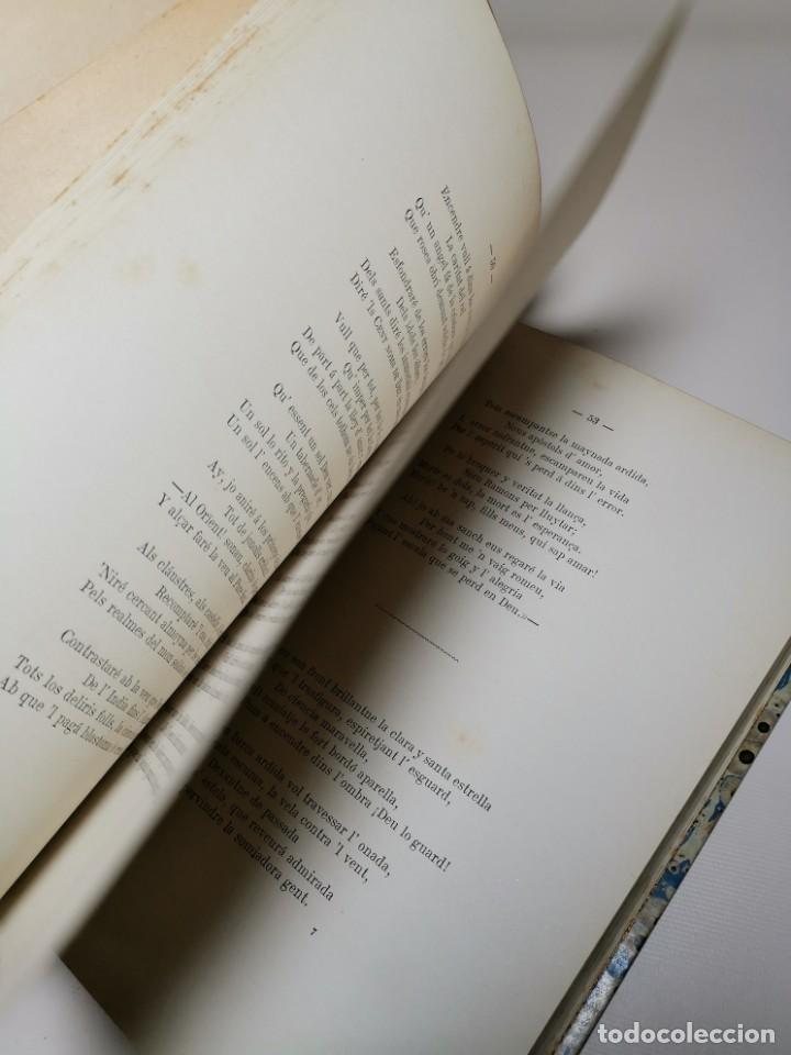 Libros antiguos: HOMENAGE AL BEATO RAIMUNDO LULL EN EL SEXTO CENTENARIO DE LA FUNDACION DEL COLEGIO MIRAMAR - 1877 - Foto 24 - 219275426